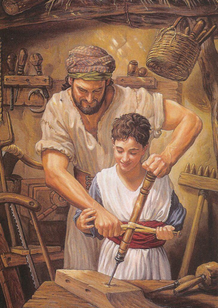 Primo maggio: riscopriamo il senso cristiano del lavoro!